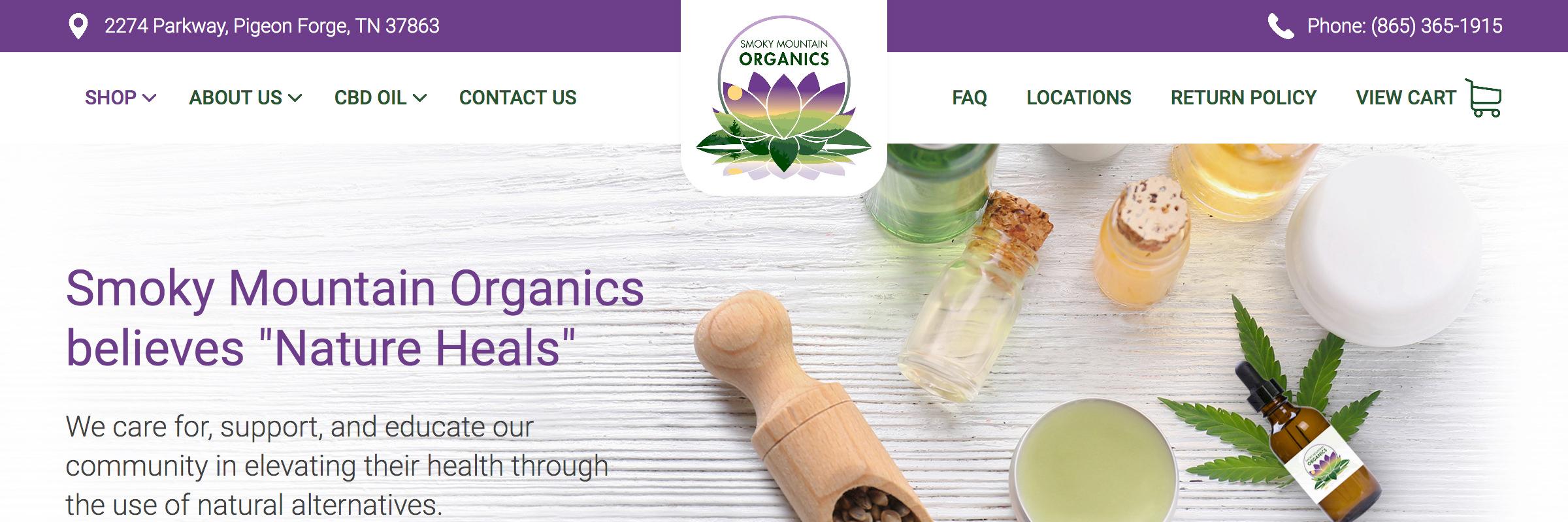 Smoky Mountain Organics